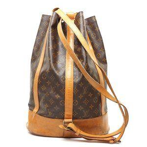 Auth Louis Vuitton Randonnee Gm #6839L31